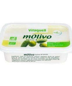 Vitaquell Margarín Molivo s Olivovým Olejem BIO