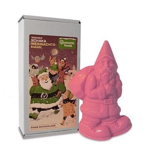 Vantastic Foods Čokoláda Růžová Mikuláš Schaka advent vánoce