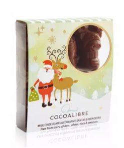Cocoa Libre Čokoláda Rýžová Santa Sobi 60 g