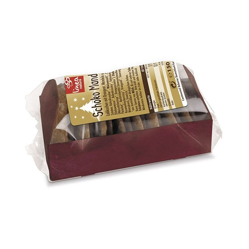 Linea Natura Perník Čokoláda Mandle BIO 150 g