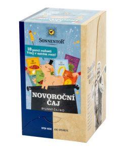 Sonnentor Čaj Novoroční BIO 32,4 g