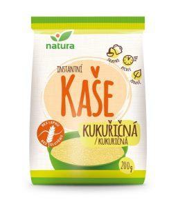 Natura Kaše Kukuřičná Instantní 200 g