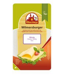 Wilmersburger Rostlinný Sýr Plátky Aromatické 150 g