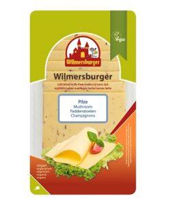 Wilmersburger Rostlinný Sýr Plátky Houbový 150 g