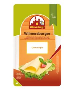 Wilmersburger Rostlinný Sýr Plátky Queen 150 g