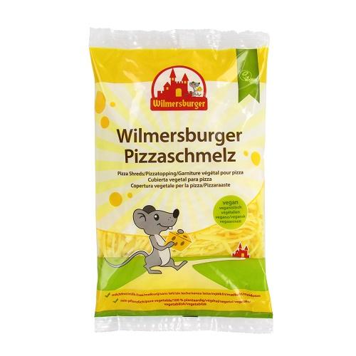 Wilmersburger Rostlinný Sýr na Pizzu Strouhaný 250 g