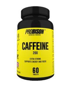 Probison Vegan Kofein 200 mg 60 Tablet