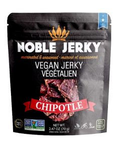 Noble Vegan Jerky Příchuť Chipotle 70 g