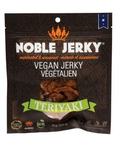 Noble Vegan Jerky Příchuť Teriyaki 70 g