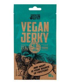 Vegun Vegan Jerky Příchuť Teriyaki 50 g
