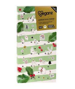Veganz Adventní Kalendář Čokoládový BIO 250 g